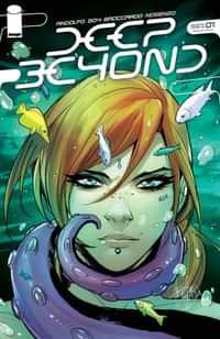 Deep Beyond #1 Second Printing