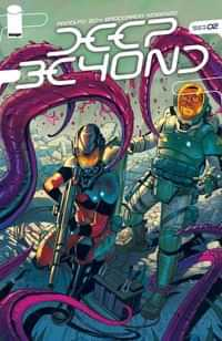 Deep Beyond #2 CVR A Broccardo