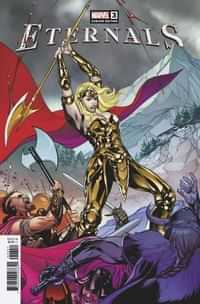 Eternals #3 Variant 25 Copy Lupacchino