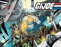 Gi Joe #279 A Real American Hero CVR A Sanchez