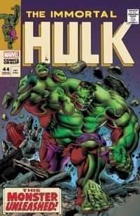 Immortal Hulk #44 Variant Bennett Homage