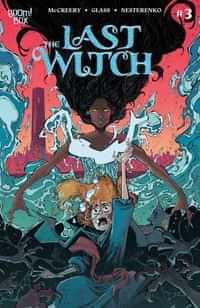 Last Witch #3 CVR B Corona
