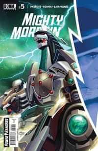 Mighty Morphin #5 CVR A Lee