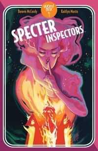 Specter Inspectors #2 CVR B Henderson