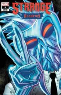 Strange Academy #9 Variant Art Adams Character Spotlight