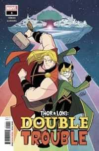 Thor And Loki Double Trouble #1