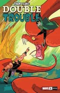 Thor And Loki Double Trouble #1 Variant Henderson