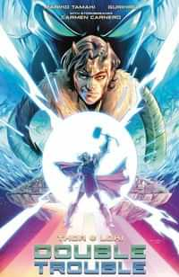 Thor And Loki Double Trouble #1 Variant Carnero Stormbreakers