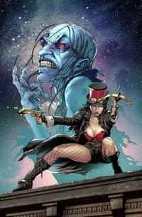 Van Helsing One-Shot Black Annis CVR A Edgar Salazar