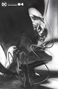 Batman Black And White #4 CVR B Gabriele Dell Otto