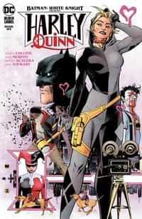 Batman White Knight Presents Harley Quinn #6 CVR A Sean Murphy