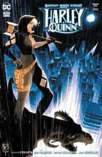 Batman White Knight Presents Harley Quinn #6 CVR B Matteo Scalera