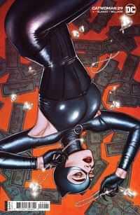 Catwoman #29 CVR B Cardstock Jenny Frison