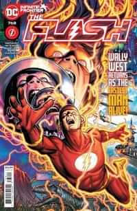 Flash #768 CVR A Brandon Peterson