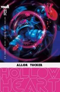Hollow Heart #2 CVR A Tucker