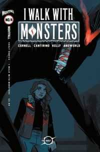 I Walk With Monsters #4 CVR B Hickman