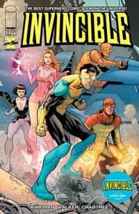 Invincible #1 Amazon Prime Video Edition