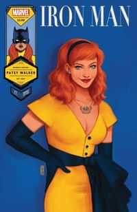Iron Man #7 Variant Bartel Hellcat Womens History Month