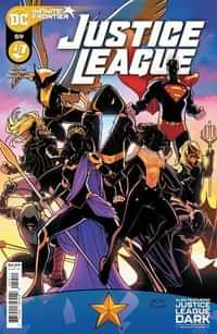 Justice League #59 CVR A David Marquez