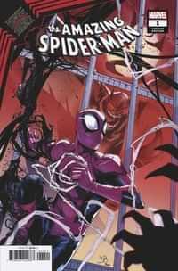 King In Black Spider-man #1 Variant Vincentini