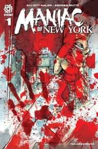 Maniac Of New York #1 Second Printing
