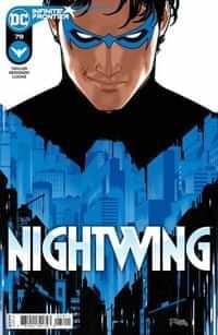 Nightwing #78 CVR A Bruno Redondo