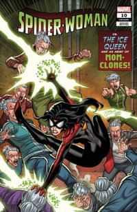 Spider-woman #10 Variant Ron Lim