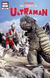 Trials Of Ultraman #1 Variant 10 Copy TV