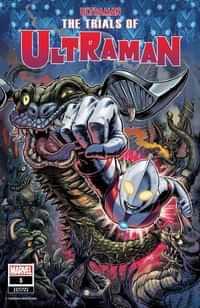 Trials Of Ultraman #1 Variant Frank