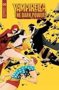 Vampirella Dark Powers #4 CVR A Lee