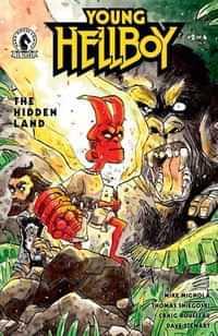 Young Hellboy The Hidden Land #2 CVR B Aragno