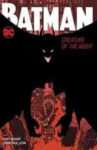 Batman TP Creature Of The Night