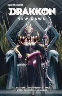 Power Rangers TP Drakkon New Dawn
