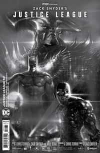 Justice League #59 Variant 25 Copy Liam Sharp Snyder Cut
