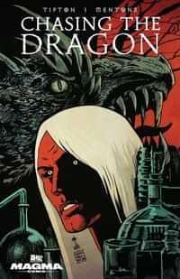 Chasing The Dragon #1 Variant 10 Copy Francavilla