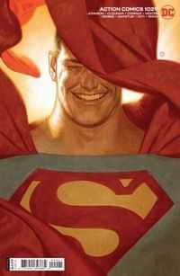 Action Comics #1029 CVR B Julian Totino Tedesco