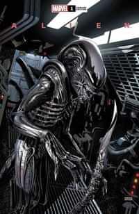Alien #1 Variant 25 Copy Larroca