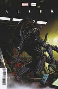 Alien #1 Variant Finch Launch