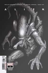 Alien #1 Variant Inhyuk Lee Premiere