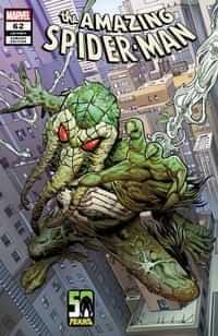 Amazing Spider-man #62 Variant Land Spider-man-thing