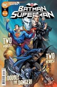 Batman Superman #16 CVR A Ivan Reis and Danny Miki