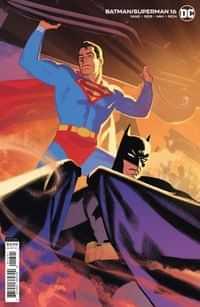 Batman Superman #16 CVR B Greg Smallwood