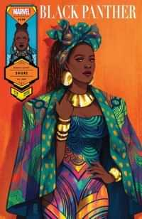 Black Panther #24 Variant Bartel Shuri Womens History Month