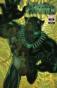 Black Panther #24 Variant Quinones