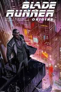 Blade Runner Origins #2 CVR A Hernandez