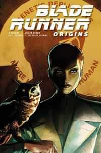 Blade Runner Origins #2 CVR C Dagnino