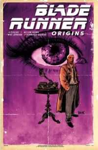 Blade Runner Origins #2 CVR D Hack