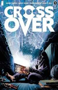 Crossover #1 Second Printing