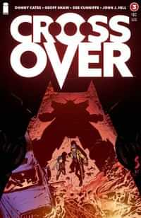 Crossover #3 Second Printing