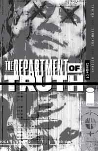 Department Of Truth #1 Fourth Printing